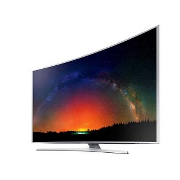 "Samsung 55"" SUHD 4K Curved Smart TV (UA55JS9000)"