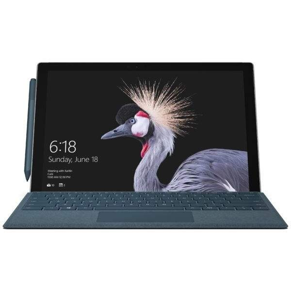 Microsoft Surface Pro Laptop, Intel Core i5, 12.3 Inch, 128 GB, 4 GB RAM, Silver (FJU-00006)