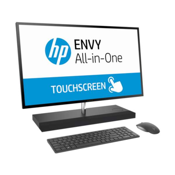 HP ENVY All-In-One Desktop 8th Gen, 27 Inch QHD, Intel Core i7-8700T, 16GB RAM, 1TB+256GB, Win 10 (27-B200)