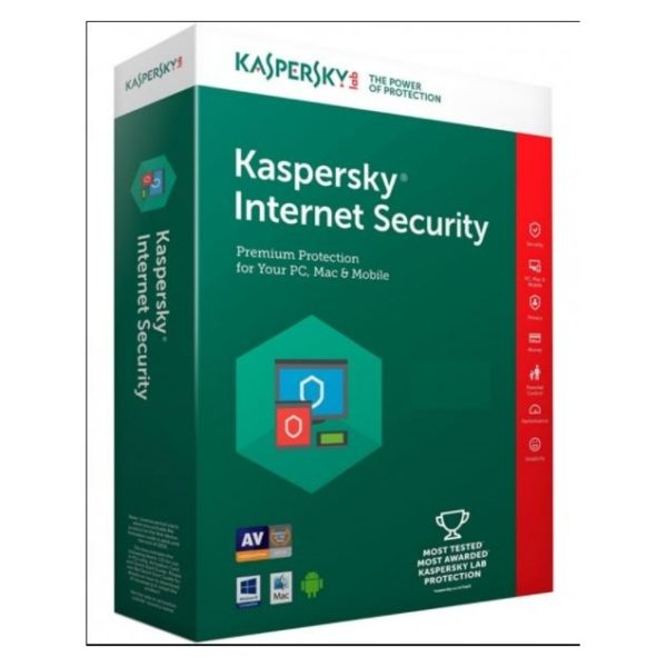 Kaspersky Internet Security Multi Device 2018 4User (KIS4PCRT2018)