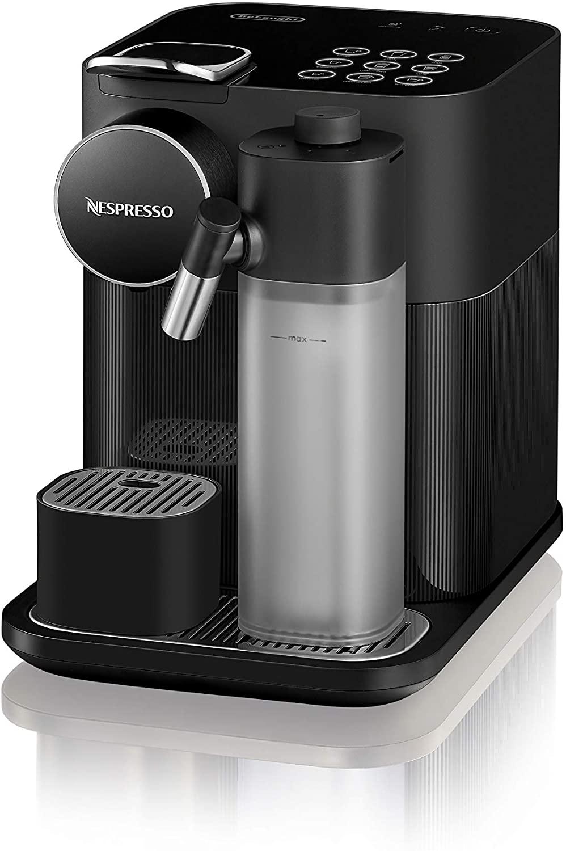 NESPRESSO Gran Lattissima F531 Black Coffee Machine F531-ME-BK-NE
