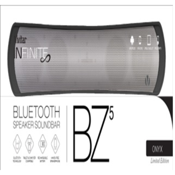VIVITAR BLUETOOTH SOUNDBAR BZ5-BLACK (SIIVIVVBTS20155BLK)