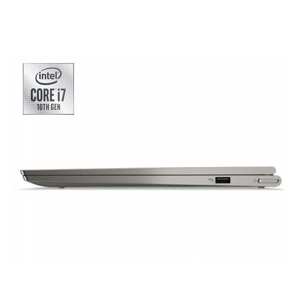"Lenovo Yoga C740-14IML , Intel Core i7-10510U, 16GB Ram, 1TB SSD, Integrated Intel UHD Graphics, 14"" FHD Win10 (81TC008JAX)"
