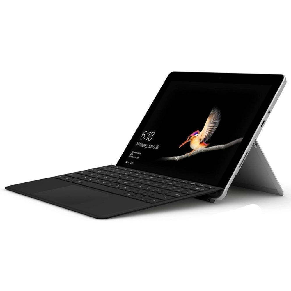 Microsoft Surface Go (KAZ-00006), 2 in 1 Laptop with KCS-00014