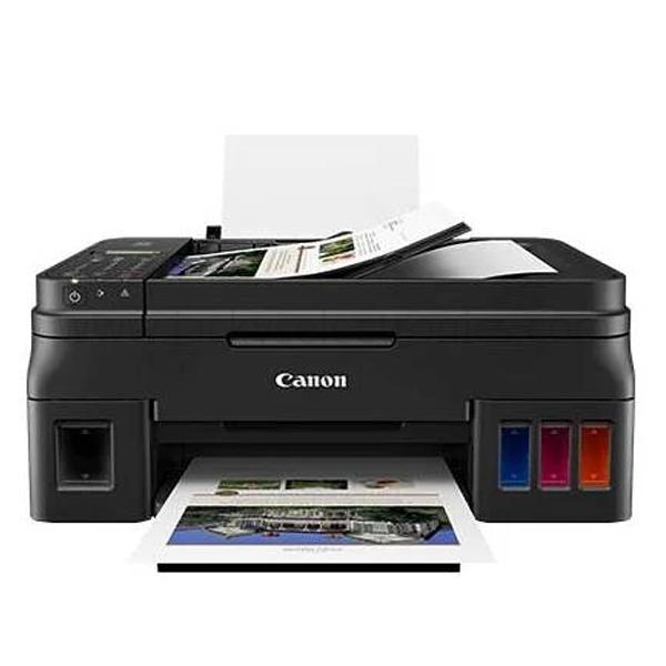 Canon Pixma G4411 Ink Tank Printer Print Scan Copy Fax