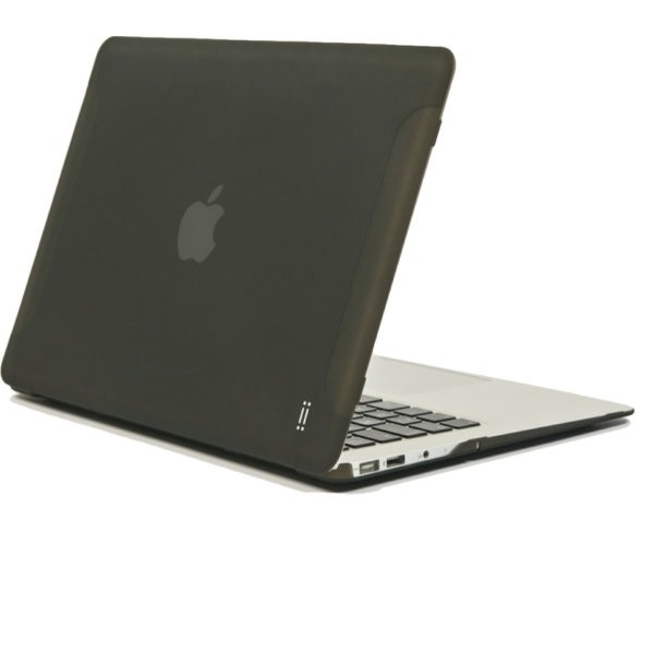 "AIINO MACBOOK AIR HARD CASE 11"" - BLACK (AIMBA11M-BLK)"