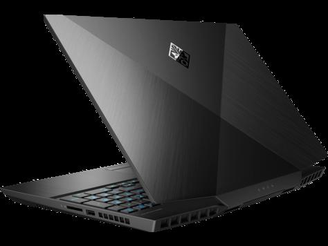 "HP Omen 15.6"" FHD i7 10th Gen 16GB RAM 1TB SSD NVIDIA GeForce GTX 1660 Ti 6GB Graphics, Windows 10 Home, EN-AR KB, Black 15-dh1000ne Gaming Laptop"