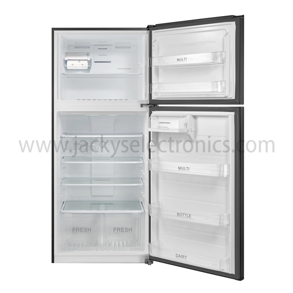 Panasonic 650 Liters (Net) Refrigerator with an Inverter (NR-BC833VSAE)
