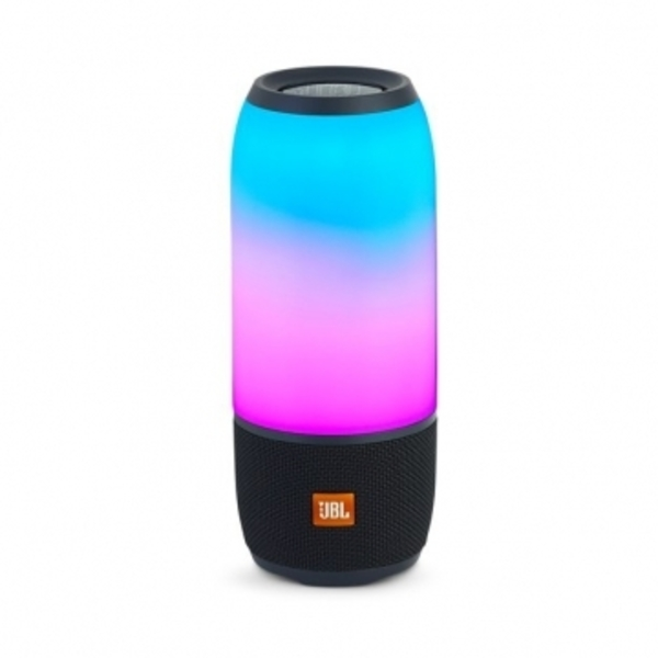 JBL Pulse 3 Portable Bluetooth Speaker (JBLPULSE3BLKEU)