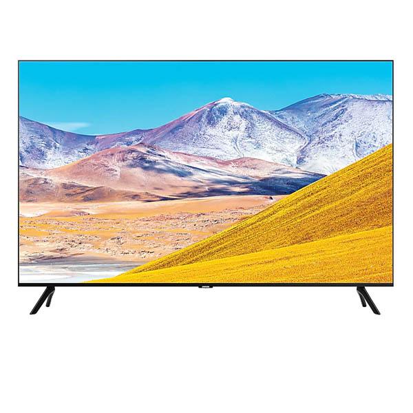 """Samsung 75"""" TU8000 Crystal UHD 4K Flat Smart TV (UA75TU8000U)"""