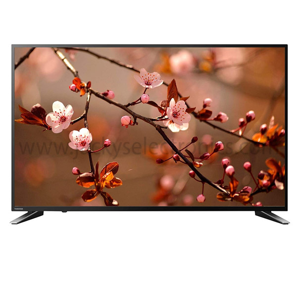 "Toshiba TV 55""LED , 4K Smart With Zesan (55U5850EV)"