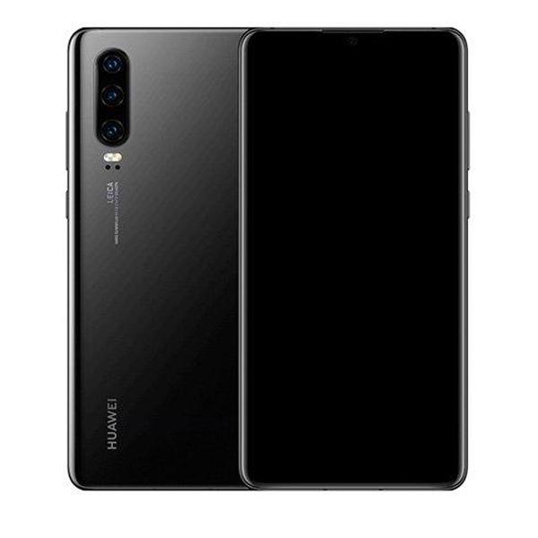 HUAWEI P30 128GB 4G DS ARABIC BLACK (FGMOHUAP30BLKGTWATCH)