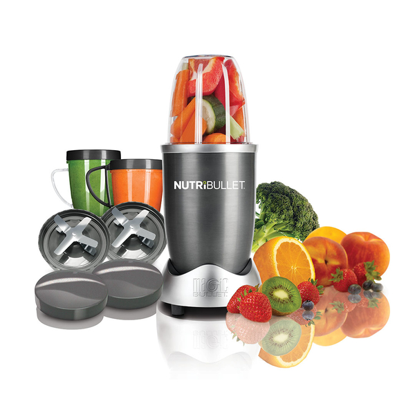 NUTRiBULLET 8 Piece Set (NBR-0812M)