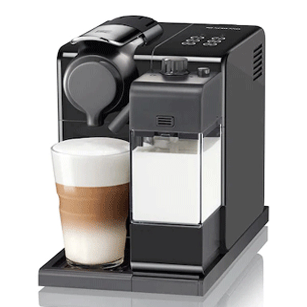 Nespresso Lattissima Touch F521 Black Coffee Machine (F521-ME-BK-NE)