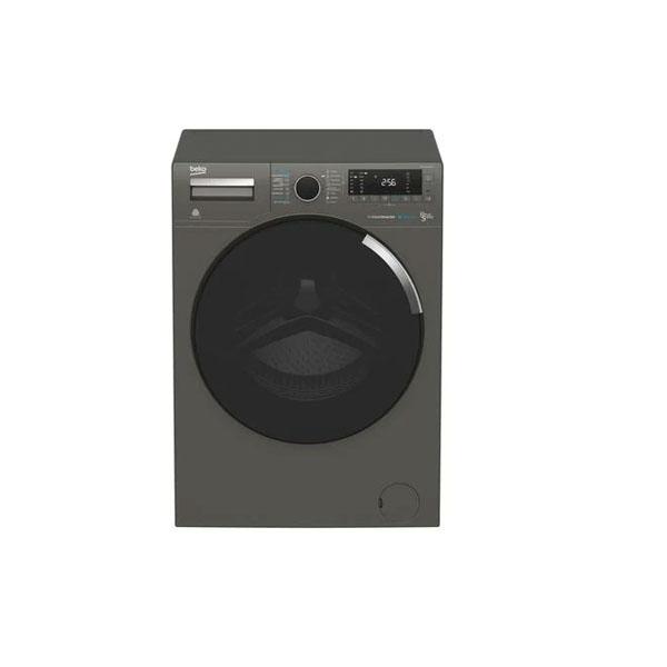 Beko Free Standing Washer/ Dryer 8/5kg, 1400 RPM, 16 programs, 4-star energy rating, Manhattan Gray Color, ProSmart™ Inverter Motor (WDR854P14N1MG)