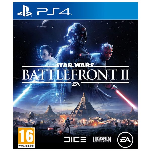 PS4 Star Wars Battlefront II Standard Edition (CD21611)