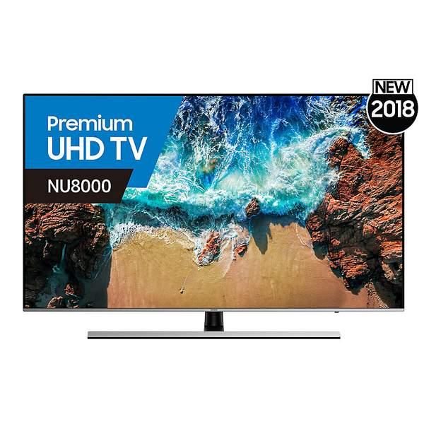 Samsung 55 Inch Series 8 Premium 4K TV (UA55NU8000)