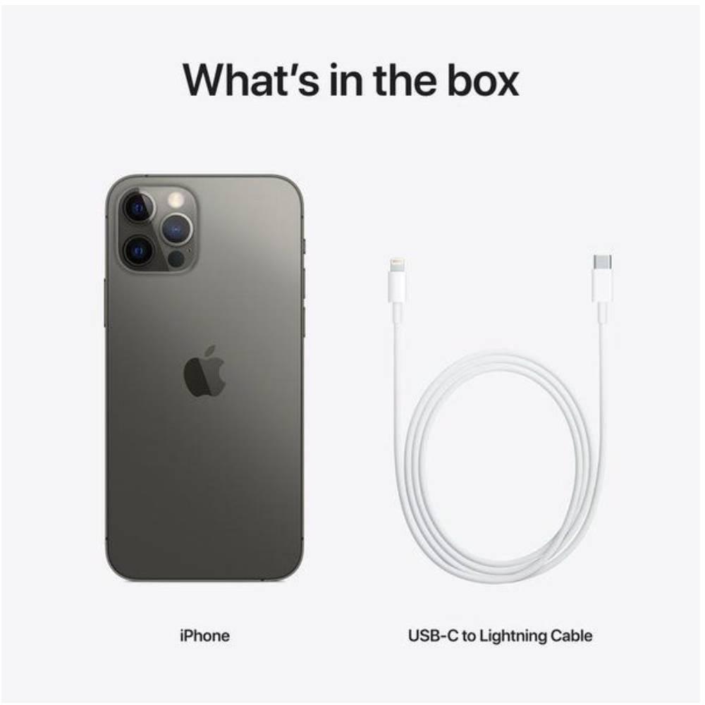 Apple iPhone 12 Pro Max 512 GB Graphite MGDG3AA/A