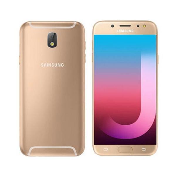 Samsung J7 Pro 64GB Smartphone, Gold (SMJ730FW-64GB-GD)