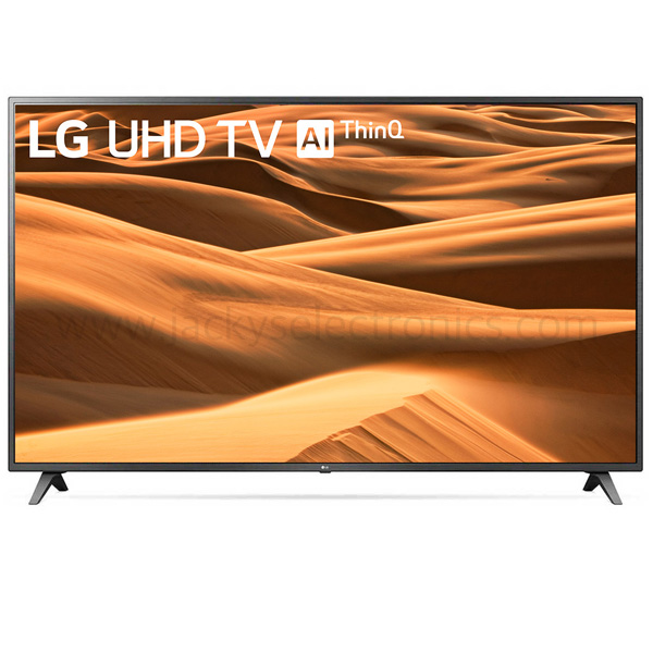 "LG 82"" UHD UM7580 Smart TV (82UM7580PVA-AMA)"