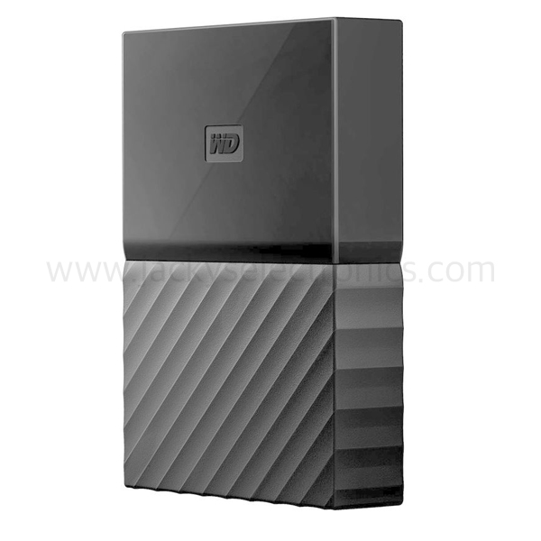 WD MY PASSPORT FOR PLAYSTATION 4TB BLACK (WDBZGE0040BBK-WESN)