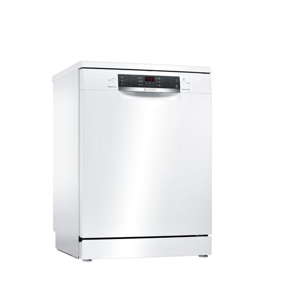Bosch Serie 4 Free Standing Dishwasher (SMS46MW10M)