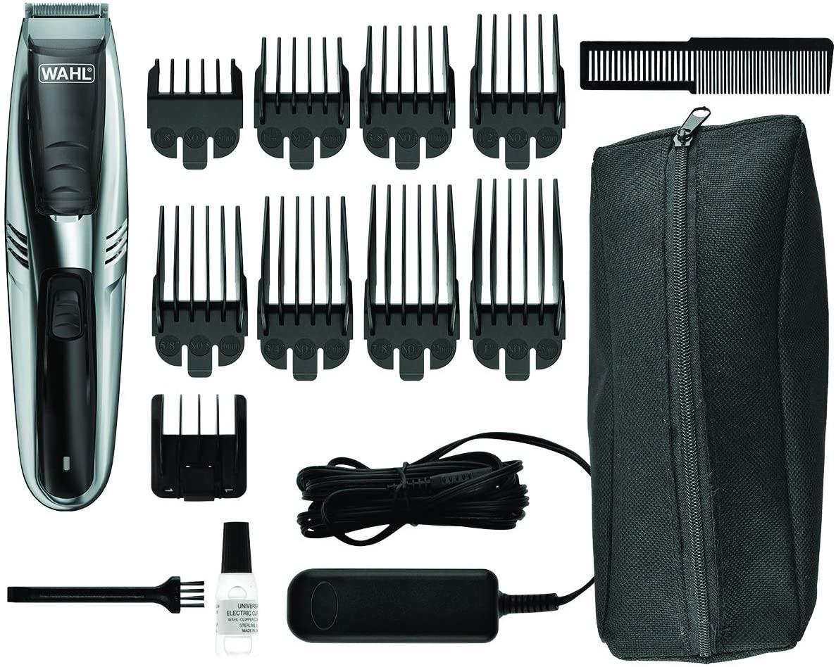 Wahl  Vacuum trimmer, Steel Black  (WAHL9870-027)