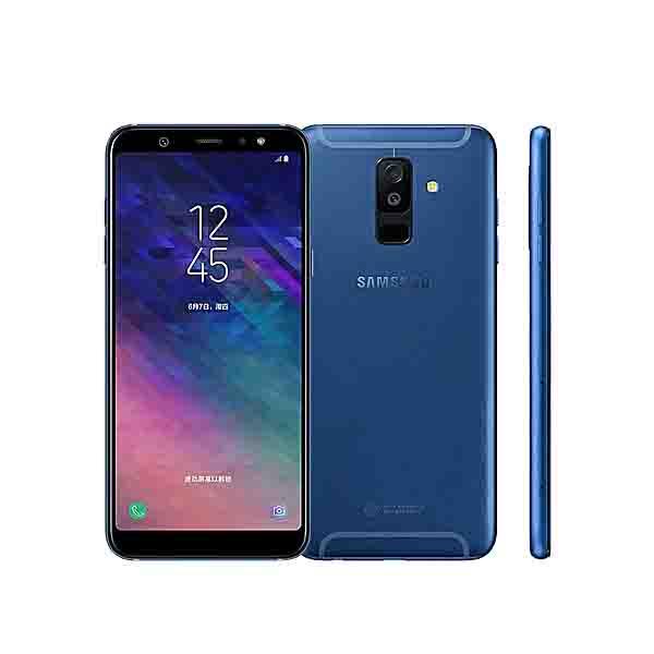 Samsung Galaxy Galaxy-A9, Smartphone Blue (SM-A920FZBDXSG)