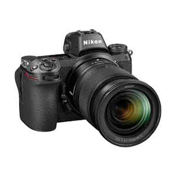 Nikon Z6 Digital Mirror-Less Camera + 24-70MM F/4 Lens + FTZ Adapter + NPM + 32GB XQD card
