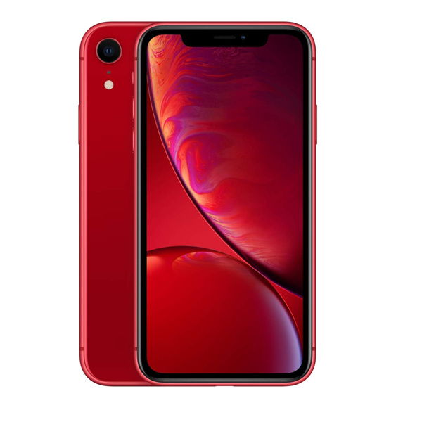 Apple iPhone XR (PRODUCT) Red 128GB 4G LTE (IP-XR-128GB-RD)