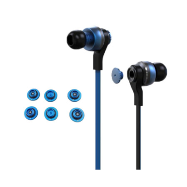 NUSHH EARPHONE DUAL DRIVER 3 SOUND (NHPIEBU101)