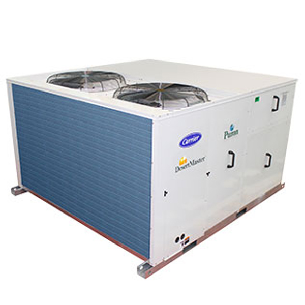 Carrier 14.6 Tons Single-Packaged Rooftop Electric Cooling Units Puron® (R-410A) Refrigerant (50TJM-18A9A1B0A0AS)