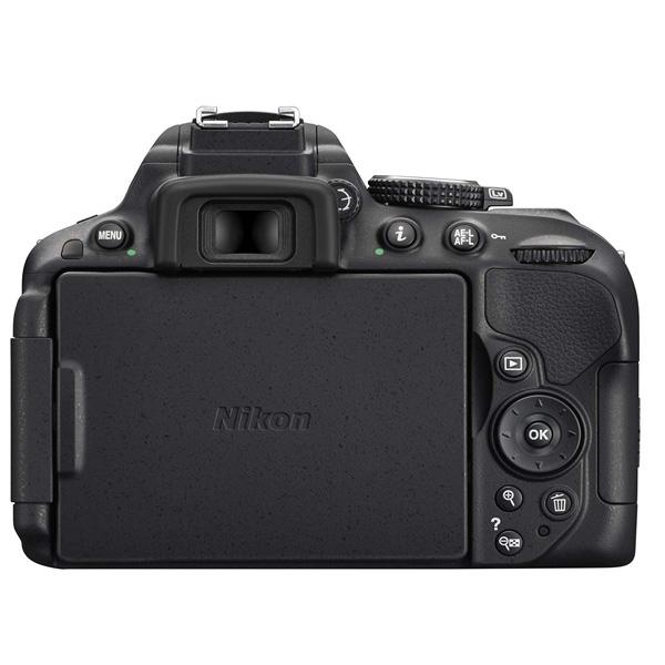 Nikon D5300 Digital Camera 18-55MM - Black (D5300-G)