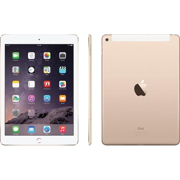 Apple iPad 6th Gen (2018) WiFi + Cellular 128GB - Gold (MRM22AE/A)