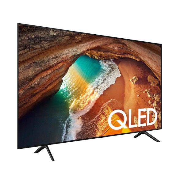 Samsung 82 Inch 4K Ultra HD Smart QLED TV With Built-In Receiver (QA82Q60RAKXZN)