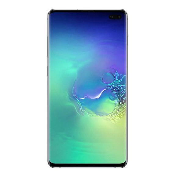 Samsung S10+ 128GB Octa Core 2.7GHz-2.3GHz-1.9GHz Green (SMG975FW-128GBGR)