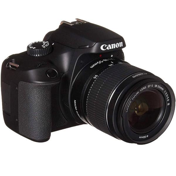 Canon EOS 4000D DSLR Camera With EF-S 18-55mm Lens Kit (EOS4000D-EC)