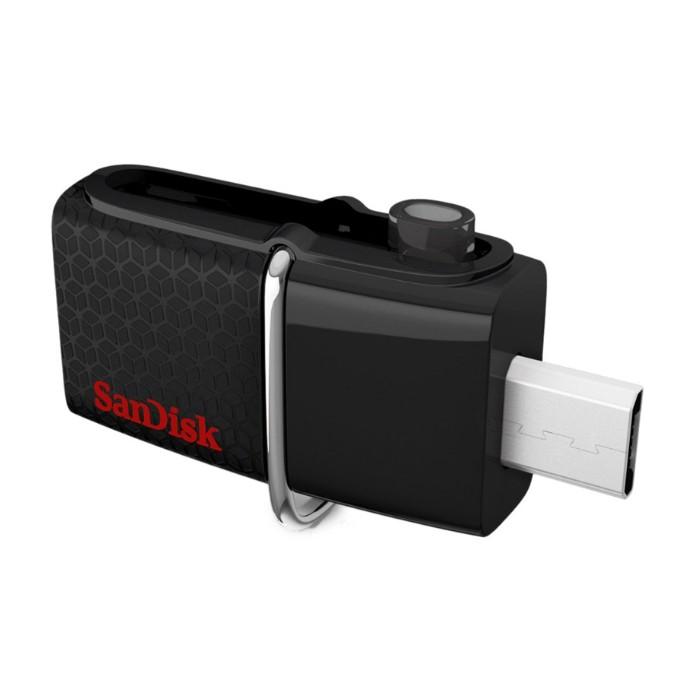 Sandisk Ultra 128GB Dual USB Drive (SDDD2-128G-GAM46)