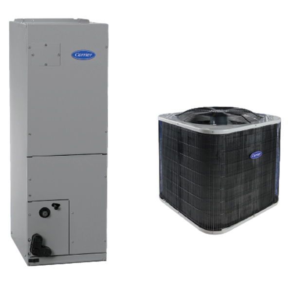 Carrier 3.0 Tons Ducted Air-Cooled Split-System Puron® (R-410A) Refrigerant (38KDMT36N-718T/42K)
