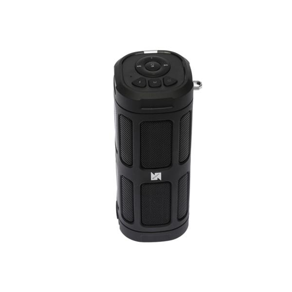 Nushh Bluetooth Portable Speaker - Black (NSPBTBL100)