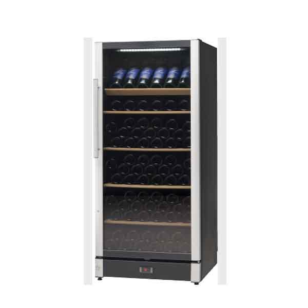 Vest Frost Wine Chiller Black (W155BLACK)