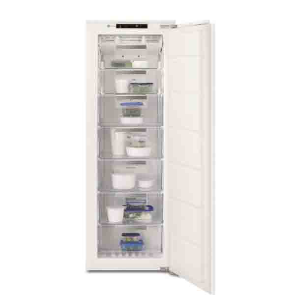 ELECTROLUX  220L BUILT IN NO FROST FREEZER - WHITE (EUC2244AOW)