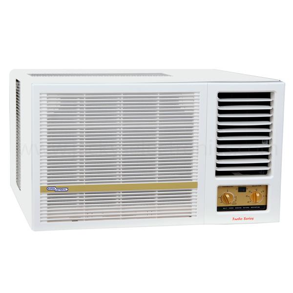 Super General Window Air Conditioner 1.5 Ton SGA 183-HE(China)