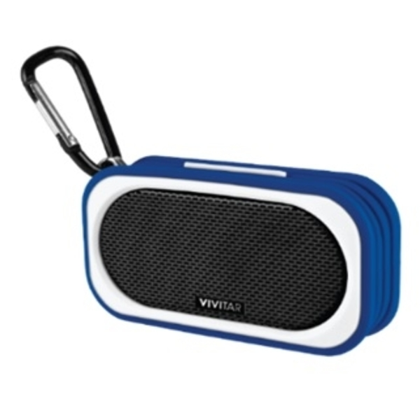 VIVITAR BLUETOOTH SPEAKER WATERPROF-BLUE (SIIVIVVS60011BTBLU)