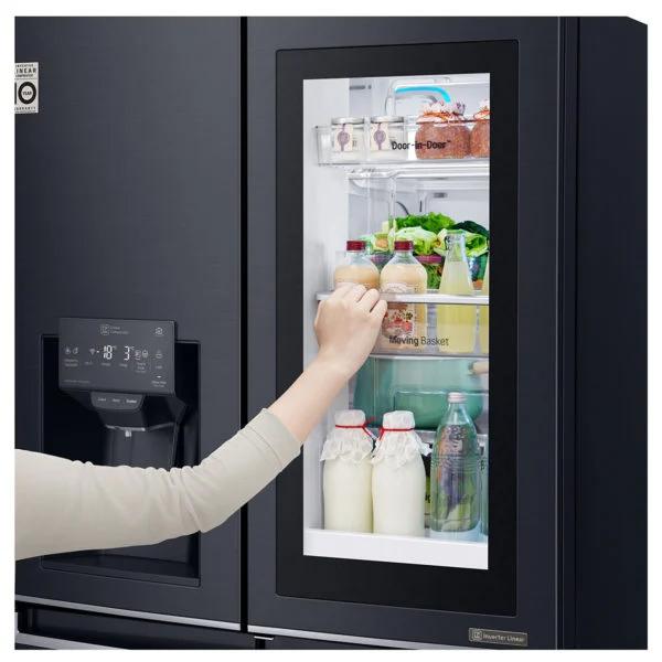LG French Door Refrigerator 570 Litres (GR-X29FTQKL)