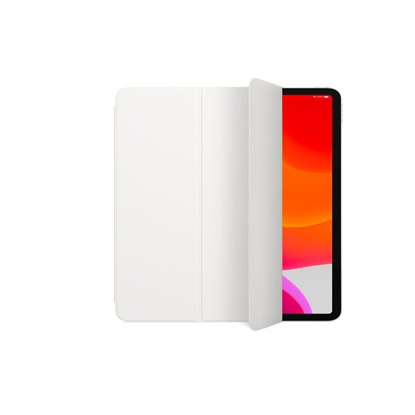 Apple mart Folio for 11-inch iPad Pro - White (MRX82ZM/A)