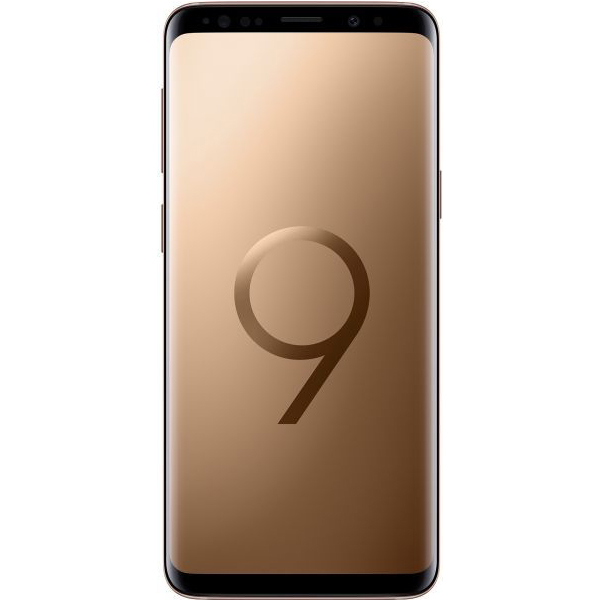 SAMSUNG MOBILE PHONE / SMG960F S9 LTE 256GB DUOS - GOLD (SMG960FW-256GBGD-EC)