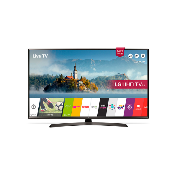 "LG 43"" Ultra HD 4K TV (43UJ634V)"