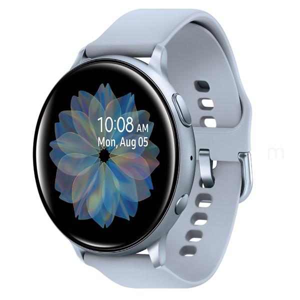 Samsung Galaxy Watch Active 2 (44mm) - Aluminium Silver (SM-R820NZSAXSG)