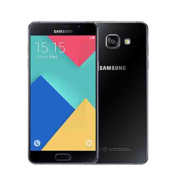 Samsung Galaxy Galaxy-A9, Smartphone Black (SM-A920FZKDXSG)
